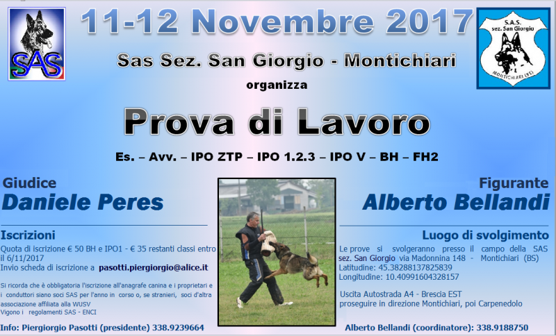 Prova Lavoro Nov2017